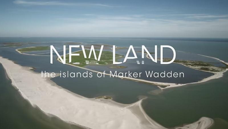 New Land - Marker Wadden